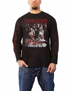 Cannibal Corpse Butchered at Birth 2019 Longsleeve XL von Cannibal Corpse