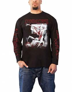 Cannibal Corpse Tomb of The Mutilated 2019 Longsleeve M von Cannibal Corpse