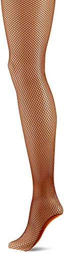 Capezio Damen Professional Fishnet Seamless Tight Strumpfhose, Toffee, Medium/Hoch von Capezio