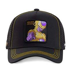 Casquette Golden Freezer Dragon Ball Z Noire Adulte von Capslab