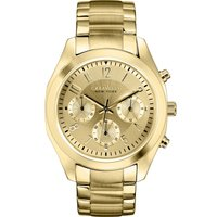 Caravelle New York Melissa Damenchronograph in Gold 44L118 von Caravelle New York