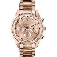 Caravelle New York Melissa Damenchronograph in Rosa 44L117 von Caravelle New York
