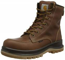 Carhartt Herren Hamilton Rugged Flex Waterproof S3 Safety Boot Construction Shoe, Tan, 39 EU von Carhartt