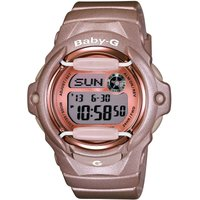 Casio Baby-G Damenchronograph in Gold BG-169G-4ER von Casio