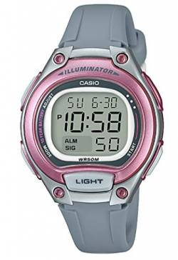 Casio Collection Damen-Armbanduhr LW-203-8AVEF von Casio