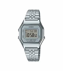 Casio Collection Damen Retro Armbanduhr LA680WEA-7EF von Casio