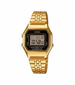 Casio Collection DamenRetro Armbanduhr LA680WEGA-1ER von Casio
