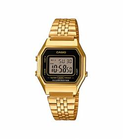 Casio Collection DamenRetro Armbanduhr LA680WEGA-1ER von Casio Watches