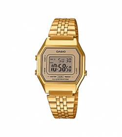Casio Collection DamenRetro Armbanduhr LA680WEGA-9ER von Casio
