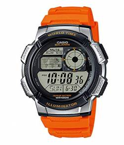 Casio Collection Herren Armbanduhr AE-1000W-4BVEF von Casio