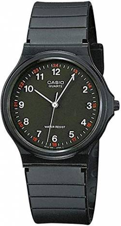 Casio Collection Unisex Armbanduhr MQ-24-1BLLGF von Casio
