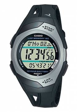 Casio Collection Unisex Armbanduhr STR-300C-1VER von Casio Watches