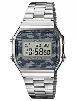 Casio Collection Unisex Retro Armbanduhr A168WEC-1EF von Casio