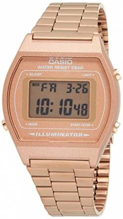 Casio Collection UnisexRetro Armbanduhr B640WC-5AEF von Casio Watches