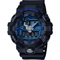 Casio G-Shock Herrenchronograph in Schwarz GA-710-1A2ER von Casio