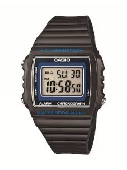 Casio Herren-Armbanduhr Classic collection Digital Quarz Resin W-215H-8AVEF von Casio