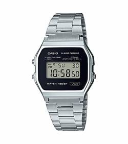 Casio Herren-Armbanduhr Collection A158WEA-1EF von Casio Watches