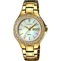 Casio Sheen Damenuhr in Gold SHE-4800G-7AUER von Casio
