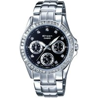 Casio Sheen Damenuhr in Silber SHN-3013D-1ADF von Casio