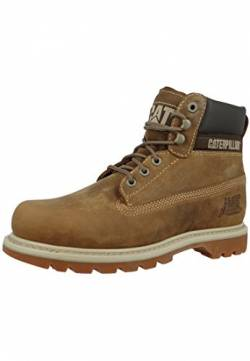 CAT Footwear Herren Colorado' Stiefel, Beige (Dark Beige), 45 EU von Cat Footwear