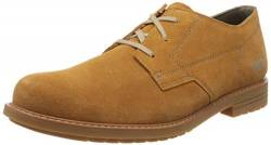 Cat Footwear Herren Ethan Derbys, orange (Pumpkin Spice Ginger), 45 EU von Cat Footwear