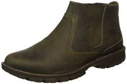 Caterpillar Herren Hoffman Chelsea Boots, Braun (Black Coffee), 40 EU von Cat Footwear