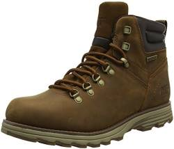 Cat Footwear Herren Sire Wp Stiefel, braun (BROWN SUGAR), 45 EU von Cat Footwear