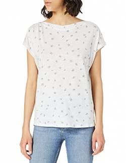 Cecil Damen 316238 T-Shirt, Pure Off White, XS von Cecil