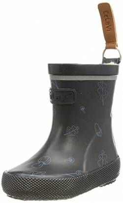 CeLaVi Basic wellies with AOP Gummistiefel, Dark Navy, 28 EU von Celavi