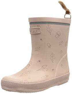 CeLaVi Basic wellies with AOP Gummistiefel, Misty Rose, 31 EU von Celavi
