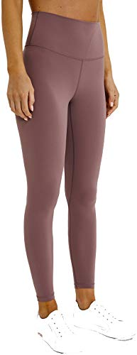 Chaos World Sporthose Damen High Waist Sport Leggings Elastische Tummy Control Yogahose Jogginghosen (Grau Rot,XL/Tag 12) von Chaos World