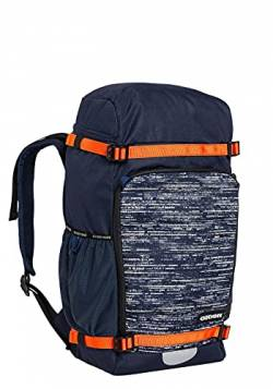 Chiemsee Bags Collection Schulrucksack, 48 cm, 4878 Dark Blue/Grey von Chiemsee