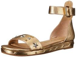 Chinese Laundry Women's Grady Flat Sandal, Gold Metallic, 5.5 M US von Chinese Laundry