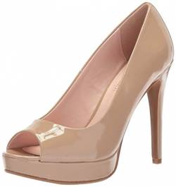 Chinese Laundry Damen Holliston, Hautfarben - Nude Patent, 39 EU von Chinese Laundry
