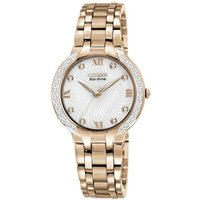 Citizen Bella Damenuhr in Rosa EM0123-50A von Citizen