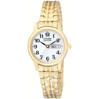 Citizen Damenuhr in Gold EW3152-95A von Citizen