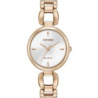 Citizen Damenuhr in Rosa EM0423-56A von Citizen