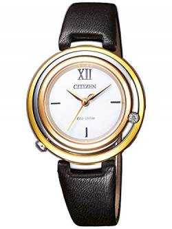 CITIZEN Eco-Drive Damenuhr EM0656-15A von Citizen