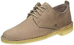 Clarks Originals Damen Desert London. Derbys, Beige (Mushroom Nubuck Mushroom Nubuck), 39 EU von Clarks Originals