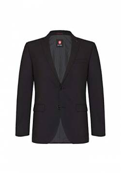 CG CLUB of GENTS Herren Blazer CG Andy, 57-0008/90 (Schwarz) ,Gr. 54 von Club of Gents