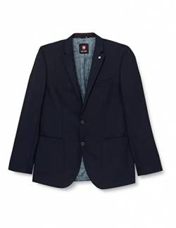 CG CLUB of GENTS Herren Blazer CG Ascott , 40-222N0/62 (Blau), Gr. 52 von Club of Gents