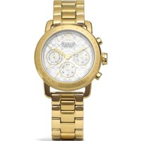Coach Legacy Sport Damenuhr in Gold 14501838 von Coach