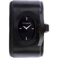 Coach Turnlock Cuff Turnlock Cuff Damenuhr in Silber 14502022 von Coach