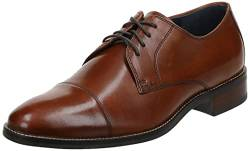 Cole Haan Men's Lenox Hill Cap Oxford,British Tan,7.5 W US von Cole Haan
