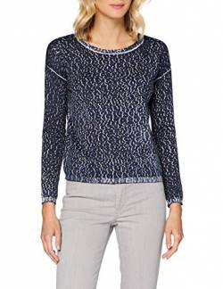 Comma CI Damen 88.007.61.3152 Pullover, 59A6 Animal Print, 40 von Comma CI