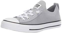 Converse Damen Chuck Taylor Star Shoreline Knit All of The Stars Turnschuh, Wolf Grau/Weiß/Schwarz, 39 EU von Converse