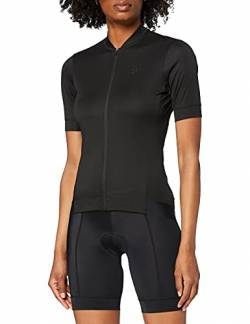 Craft Damen Essence Jersey W Trikot, Black, M von Craft