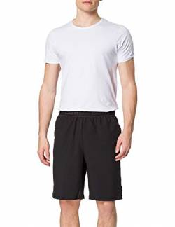 Craft Herren Core ESS Relaxed Shorts Laufhose, Black, L von Craft