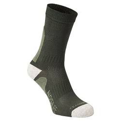 Craghoppers Damen Nlife Advent Socken, Parka Grün, 6-8 von Craghoppers