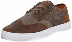 Creative Recreation Men's defeo q, Brown/Reptile/Vintage, 8.5 M US von Creative Recreation